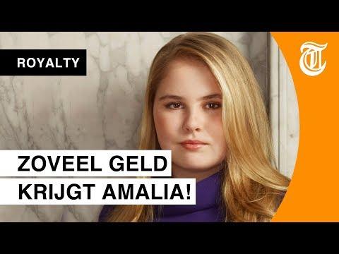 Deze 15 dingen moet je weten over Amalia