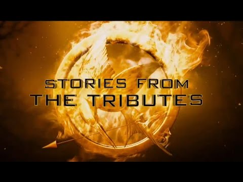 Exclusive Behind The Scenes - The Hunger Games - Stories From The Tributes
