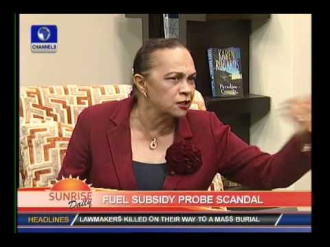 Subsidy probe: Activist says bribery scandal is a distraction ploy