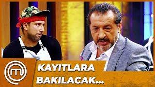 Mehmet Şef, Yasin'in Dövmesini Gördü | MasterChef Türkiye 25.Bölüm