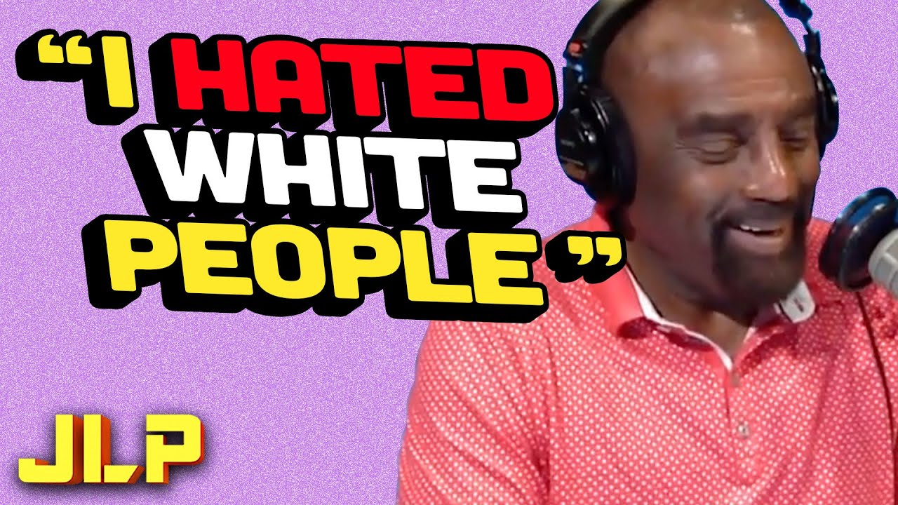 JLP | Caller Hated White People Until He Found Jesse and Forgave