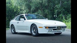 1985 Porsche 944 - Test Drive