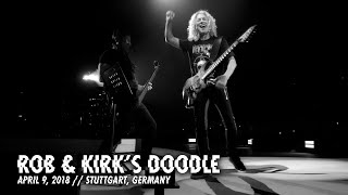Metallica: Major Tom (Rob & Kirk Doodle - Germany 2018)