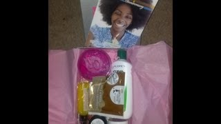 Curlkit Unboxing| March 2013 Thumbnail