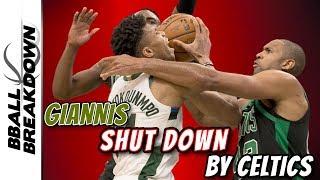 Celtics Shut Down Giannis In Game 1