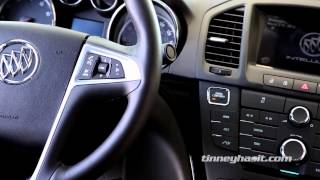 2013 Buick Regal Turbo Video Review
