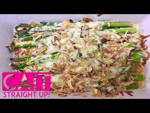 Asparagus Casserole Recipe | Cait Straight Up