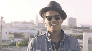 Bruno Mars The Making Of Just The Way You Are