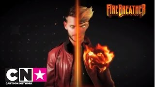 M Pokora 1 4 Doublage Firebreather Cartoon Network Youtube