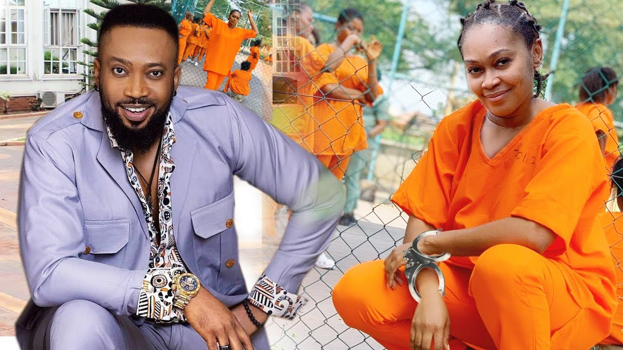 Download How A Poor Beautiful Prisoner Won D Heart Of A Billionaire-Fredrick Leonard/Tana Adelana 2021 Movie