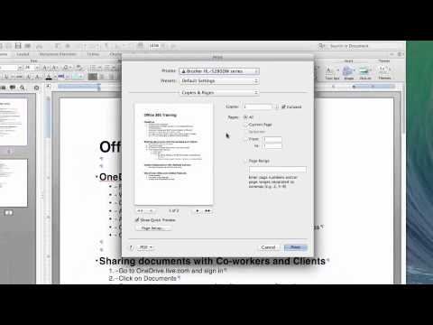 2-Sided Printing In Microsoft Word For Mac