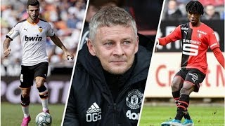 Man Utd transfer targets Ole Gunnar Solskjaer needs to watch this week for January window- transf...