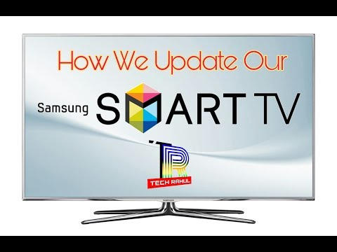 How We Update Our Samsung Smart TV Software Version