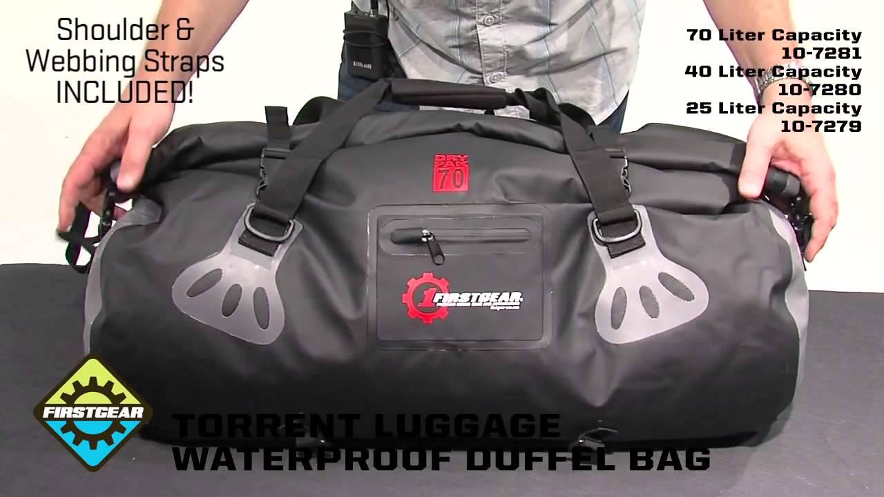 Motorcycle Duffle Bag