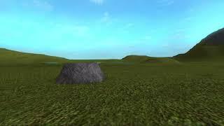 Roblox, 10 minutes of Rock Simulator
