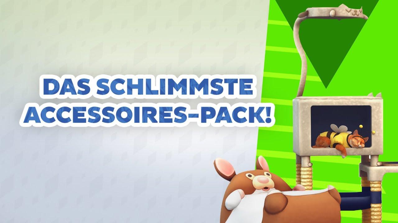 Das SCHLIMMSTE Accessoirespack für Die Sims 4! | sims-blog.de