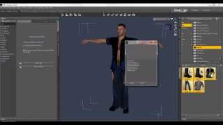 Adding MetaData in DAZ Studio 4 6