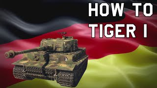 ➤ WT   How to Tiger 1