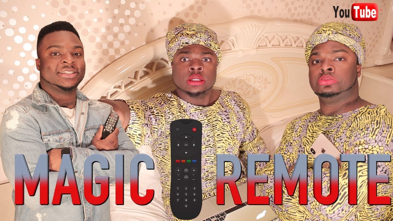 AFRICAN HOME: MAGIC REMOTE (PART 1)