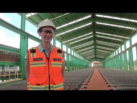 Women in Mining at Glencore - Yolande Jurrius