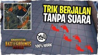 Download 100% WORK - TRIK HILANG SUARA LANGKAH KAKI BARU NGAKAK | PUBG Mobile Indonesia