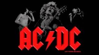 AC/DC - Thunderstruck HD