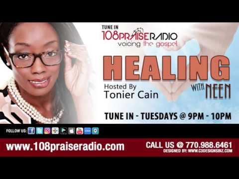#VoicingTheGospel - Healing with Neen Show @ 9pm - 10pm (est)