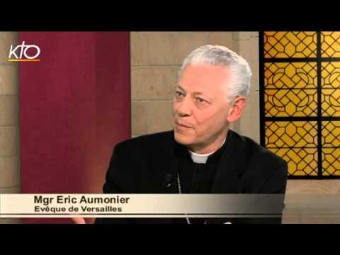 Mgr Éric Aumonier - Diocèse de Versailles