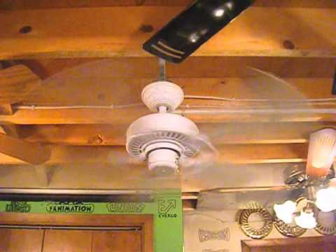 Hampton Bay Gazebo Ceiling Fan Youtube