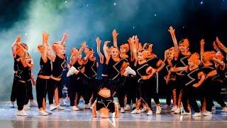 Хип Хоп, группа Дети, отчетный концерт школы-студии ТОДЕС-Калуга