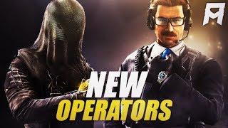 Shiny new operators!! Nøkk & Warden - Rainbow Six Siege