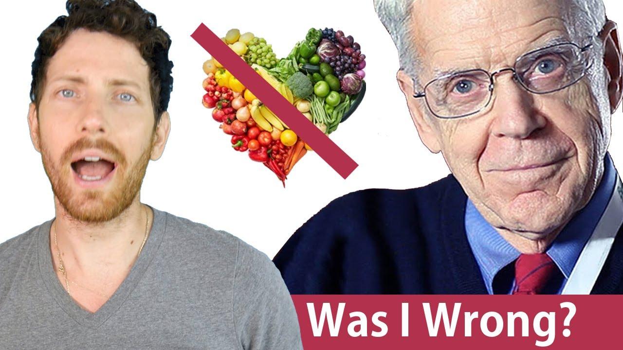 A Vegan Diet Doesn't Reverse Heart Disease After All?