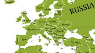 The Future of Europe - Episode 2: Russian Power, End of Syria AND THE GREEK REVOLUTION BEGINS!