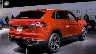 2020 Volkswagen Atlas Cross Sport: First Impressions — Cars.com