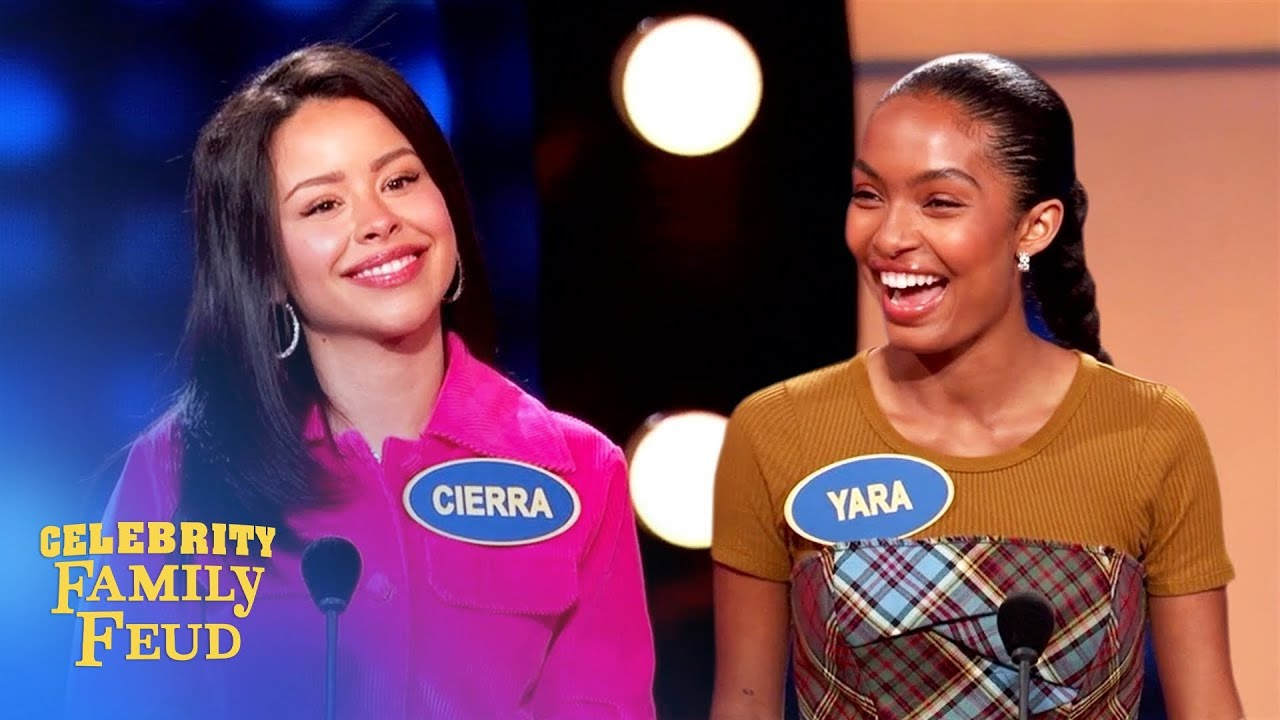 Download Grown-ish faces Good Trouble on Celebrity Family Feud!