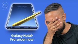 Samsung Galaxy Note 9 HUGE LEAK Reveals Everything