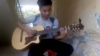 Tuyet trong anh - guitar cover