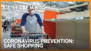 Coronavirus prevention: How to grocery shop safely during the COVID-19 pandemic