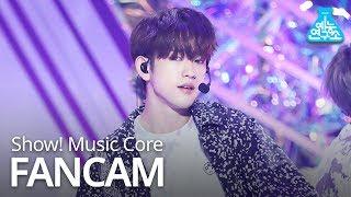 [예능연구소 직캠] GOT7 - ECLIPSE (JINYOUNG), 갓세븐 - ECLIPSE (진영) @Show Music core 20190525