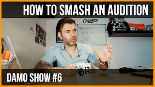 HOW TO SMASH AN AUDITION / MUSICIAN AUDITION TIPS / HOW TO AUDITION FOR A BAND