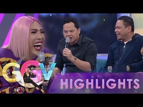 GGV: Bayani's Joke Makes Vice Ganda Laugh So Hard