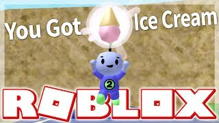 WHERE TO FIND ALL 8 ICE CREAM IN ROBOT 64!! (Roblox)