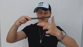 Как правильно держать ножницы