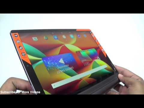 Lenovo Yoga Tab 3 Pro 10 inch Unboxing & Hands on Review