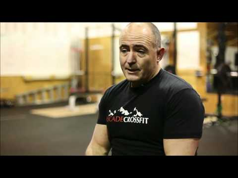 """CrossFit - """"My Recovery Program: CrossFit"""" with Pat Sprague"""