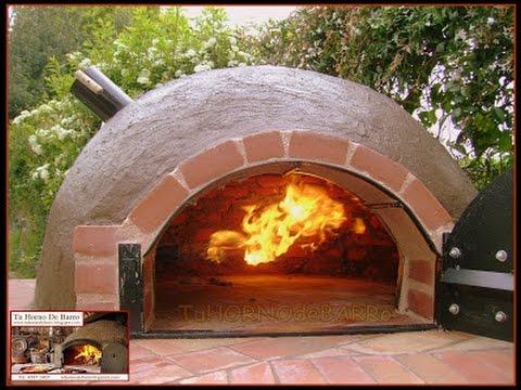 Construccion de horno de barro paso a paso los mejores a - Hornos a lena construccion ...