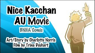 My Hero Academia Comic Movie  Nice Kacchan FULL COMIC DUB