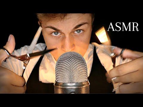 ASMR Super Fast Haircut Sounds For Sleep ✂️