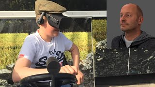 Sam Watts : How VR is transforming the world in 10 ways