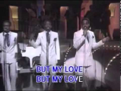 THE STYLISTICS + Can't Give You Anything, But My Love Original Footage Karaoke Video